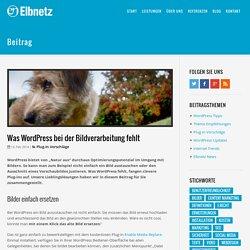 Was WordPress bei der Bildverarbeitung fehlt · Elbnetz Blog