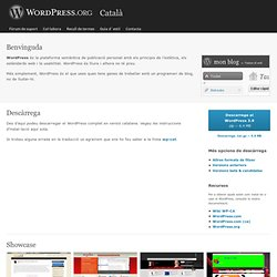 WordPress | Català