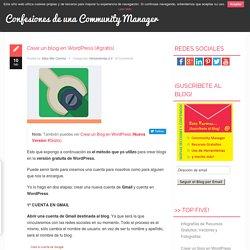Confesiones de una Community Manager