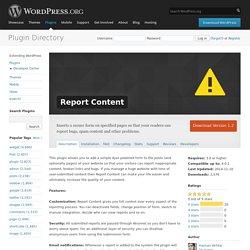 Report Content