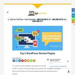 Customer, User Generated Review WordPress Theme