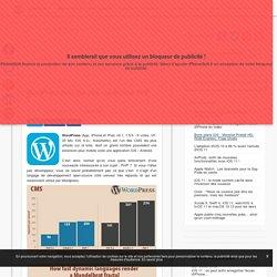 WordPress deux fois plus rapide sous PHP 7