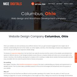 Columbus Ohio Web Design Company