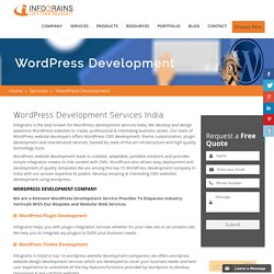 Which Is The Best Wordpress Development Companies In Portland ?