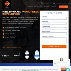 Wordpress Website Development Company India