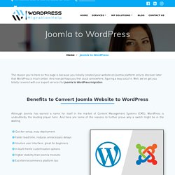WordPress Development Services India