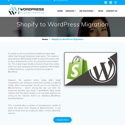 WordPress Development Agency India