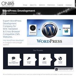 Wordpress Development Company - CMS Website Design