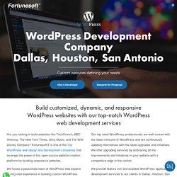 Top WordPress Development Company