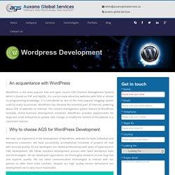 Wordpress Development Company in Canada @ Auxano Global Services
