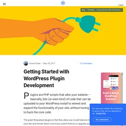 How to Write a WordPress Plugin: 12 Essential Guides and Resources