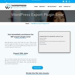 Fix WP Plugin Installation Issues