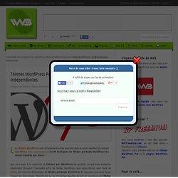 Thèmes WordPress Premium : Top 90 des Boutiques Indépendantes