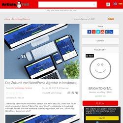 Die Zukunft von WordPress Agentur in Innsbruck