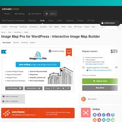 Image Map Pro for WordPress - Interactive Image Map Builder by nickys