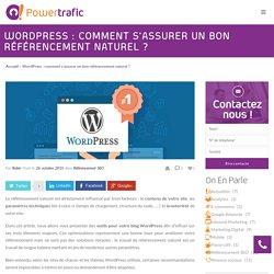 SEO Wordpress : modules et réglages pour le référencement naturel de votre site