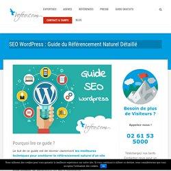 SEO Wordpress : Guide du Référencement Naturel Détaillé
