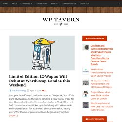 WordPress Tavern: Where Every Drink Is On The House