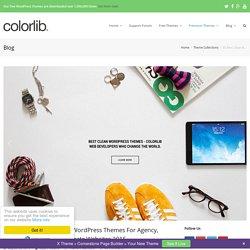 30 Best Clean WordPress Themes 2015