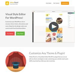 WordPress Visual CSS Editor Plugin
