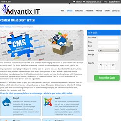 CMS Website Development in NSW, Sydney