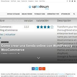 Cómo crear una tienda online con Wordpress y WooCommerce - Uptodown Blog