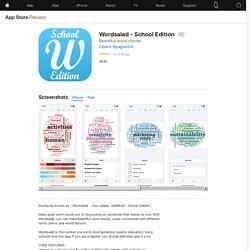 Wordsalad - School Edition on the AppStore