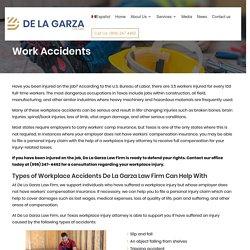 Edinburg Workplace Injury Lawyer