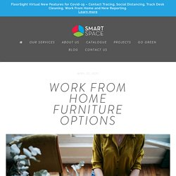 Work from Home Furniture Options