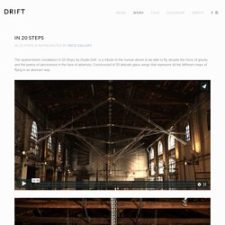 WORK — Studio Drift