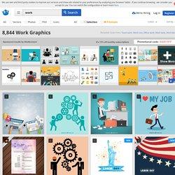Work Vectors, Photos and PSD files
