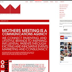 ABOUT - Mothers Meeting