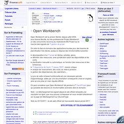 Open Workbench - Gestion de projet