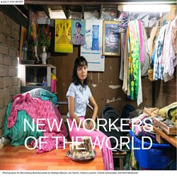Workers of the World on Getting By in an Era of Wrenching Change
