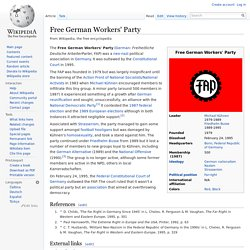Free German Workers' Party