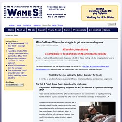 Welsh Association of ME & CFS Support