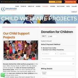 Best NGO Working for Children