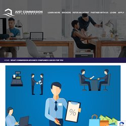 Working Commission Advance Companies