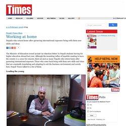 Nepali Times Buzz