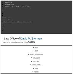 Law Office of David M. Sturman
