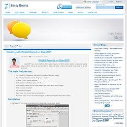 Working with Webkit Report on OpenERP