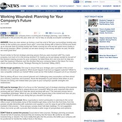 ABC News: Planning for Your Company's Future