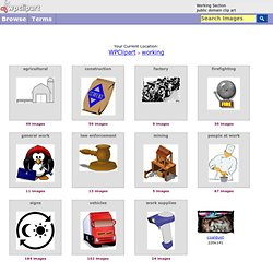 WORKING - Public Domain clip art at WPClipart