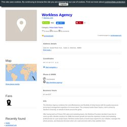 Workless Agency, Okemos, USA