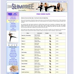 Online Workout Programs, Online Fitness Programs, Exercise Videos, Workout Videos, Fitness Videos