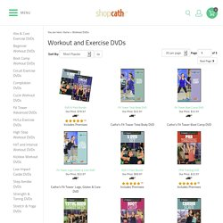 Workout DVDs: Stretch Video, Boot Camp DVD, Kickbox DVD & STS Video Selection