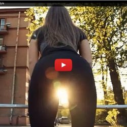 Butt Workout Tutorial - Russian Style