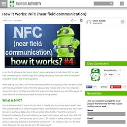 How it Works: NFC (near field communication)