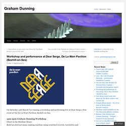 Works « Graham Dunning