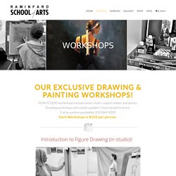 Raminfard School of Arts at R Studio